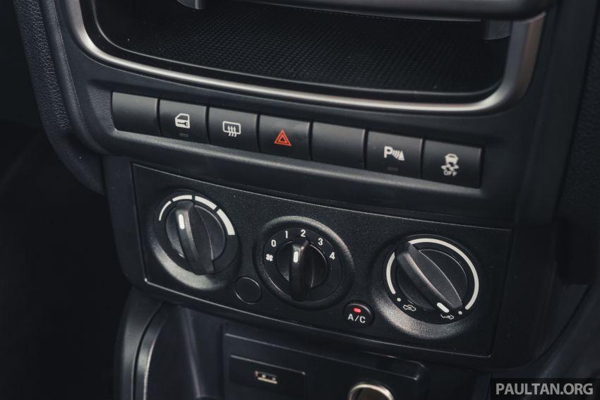 DRIVEN: 2019 Proton Saga facelift – 4AT's where it's at Image #1001747
