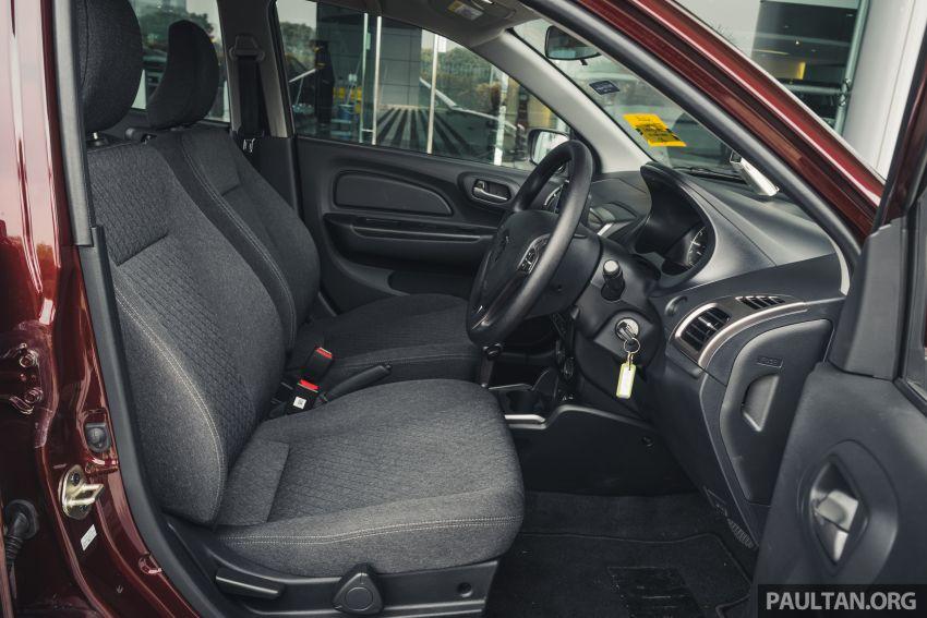 DRIVEN: 2019 Proton Saga facelift – 4AT's where it's at Image #1001750