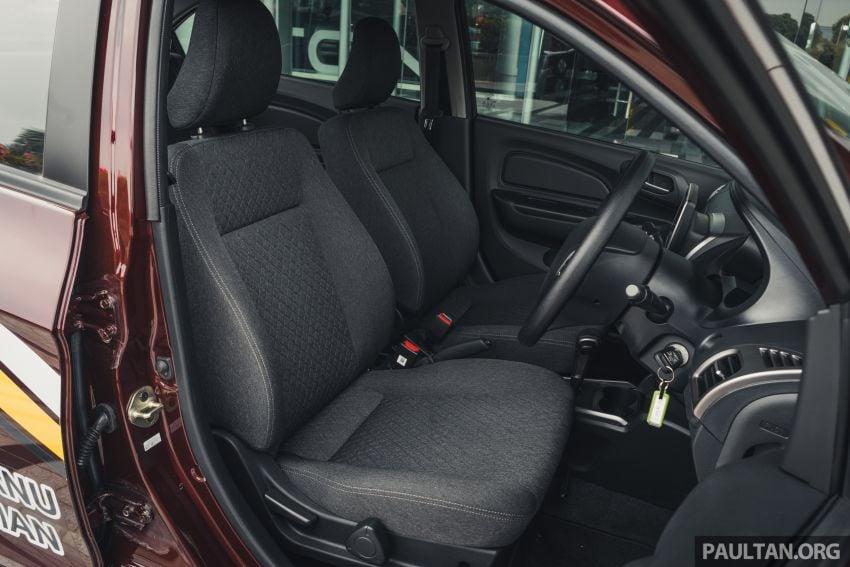 DRIVEN: 2019 Proton Saga facelift – 4AT's where it's at Image #1001751