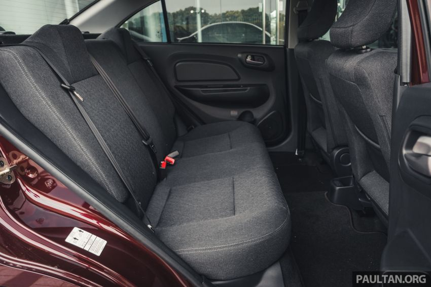 DRIVEN: 2019 Proton Saga facelift – 4AT's where it's at Image #1001756