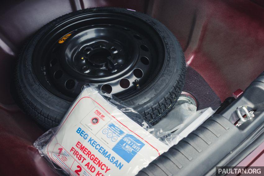 DRIVEN: 2019 Proton Saga facelift – 4AT's where it's at Image #1001758