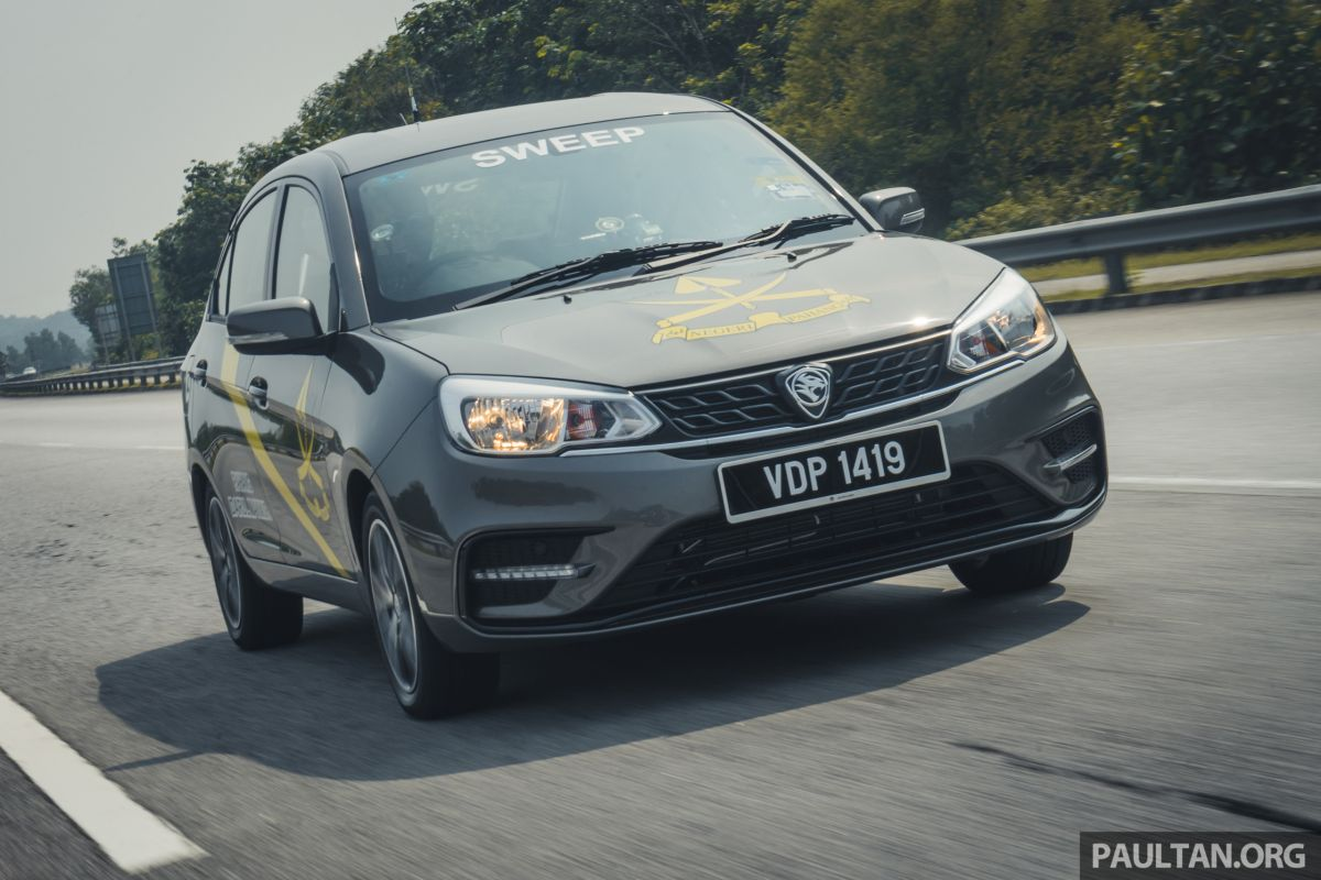 Who Has The Cheapest Car Insurance >> DRIVEN: 2019 Proton Saga facelift review – 4AT is where it ...