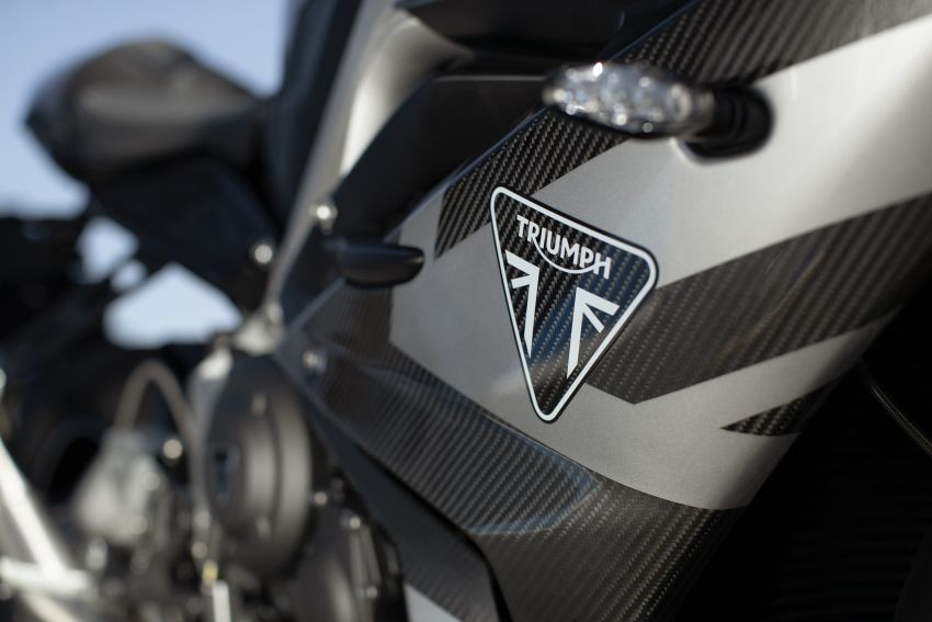 2019 Triumph Daytona Moto2 765 Limited Edition launched – 765 units available worldwide, RM81K Image #1005714