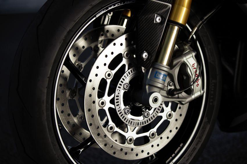 2019 Triumph Daytona Moto2 765 Limited Edition launched – 765 units available worldwide, RM81K Image #1005721