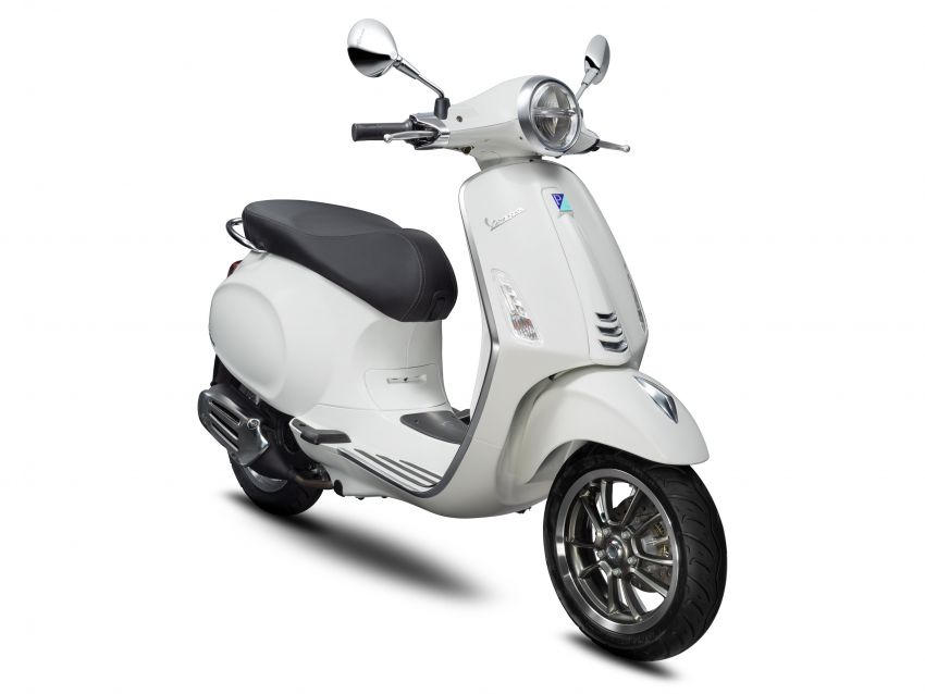 2019 Vespa Primavera S 150, Sprint S 150 and S125 Carbon Edition launch in Malaysia – from RM12,500 Image #999230
