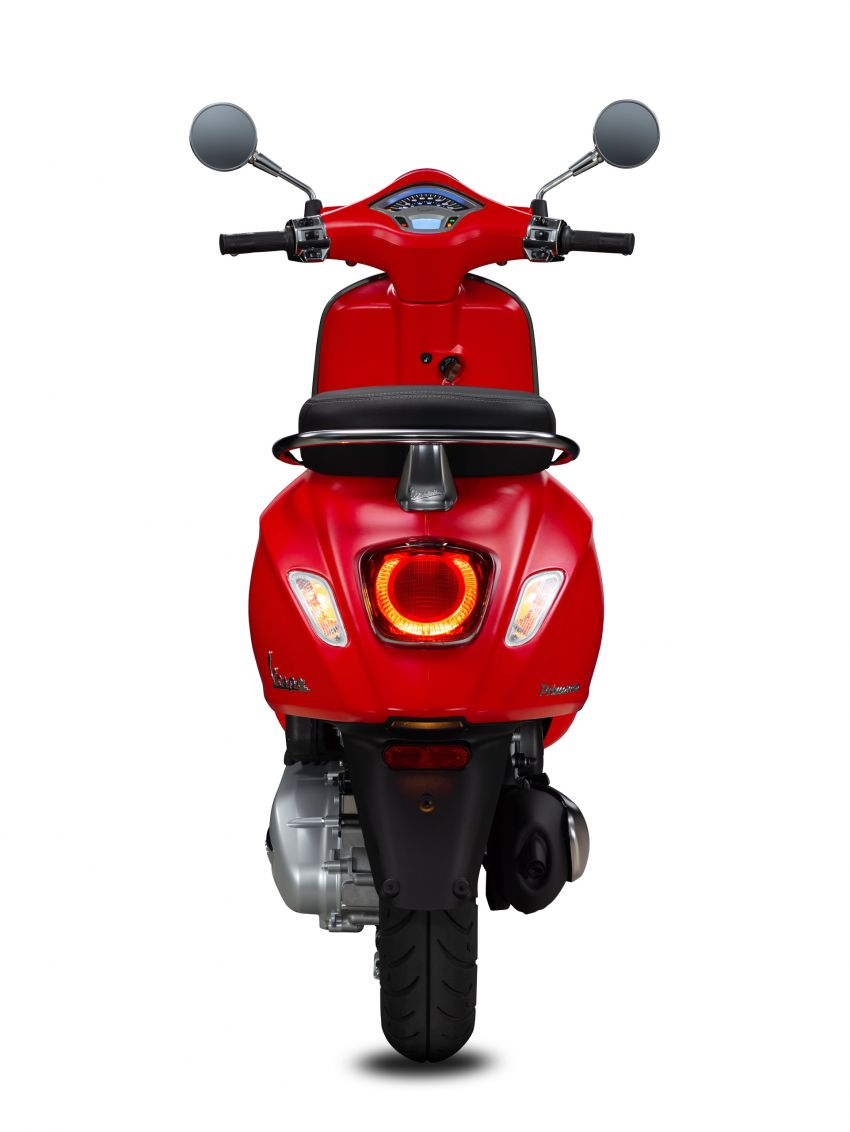 2019 Vespa Primavera S 150, Sprint S 150 and S125 Carbon Edition launch in Malaysia – from RM12,500 Image #999251