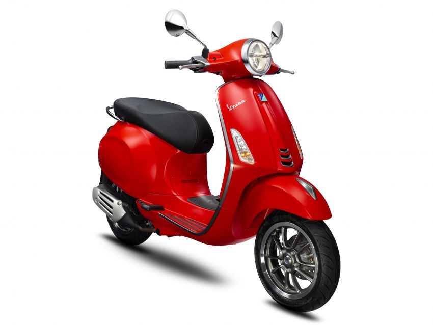 2019 Vespa Primavera S 150, Sprint S 150 and S125 Carbon Edition launch in Malaysia – from RM12,500 Image #999231