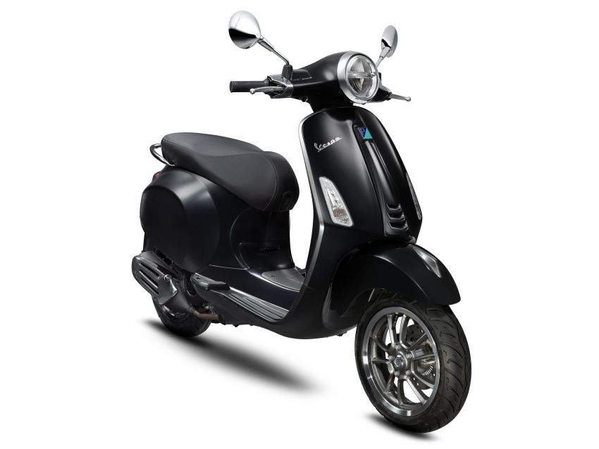 2019 Vespa Primavera S 150, Sprint S 150 and S125 Carbon Edition launch in Malaysia – from RM12,500 Image #999233