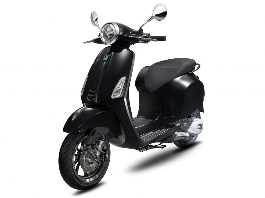 2019 Vespa Primavera S 150, Sprint S 150 and S125 Carbon Edition launch in Malaysia – from RM12,500 Image #999234