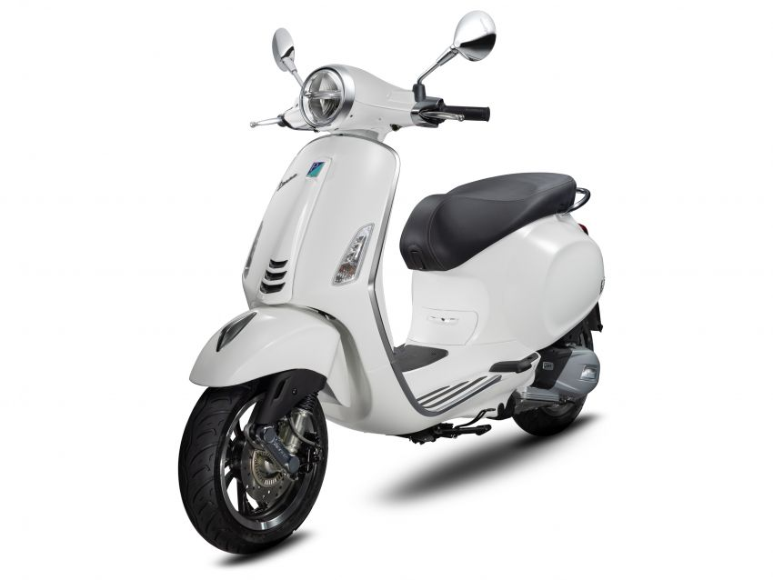 2019 Vespa Primavera S 150, Sprint S 150 and S125 Carbon Edition launch in Malaysia – from RM12,500 Image #999236