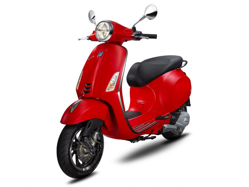 2019 Vespa Primavera S 150, Sprint S 150 and S125 Carbon Edition launch in Malaysia – from RM12,500 Image #999237