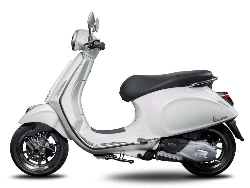 2019 Vespa Primavera S 150, Sprint S 150 and S125 Carbon Edition launch in Malaysia – from RM12,500 Image #999240