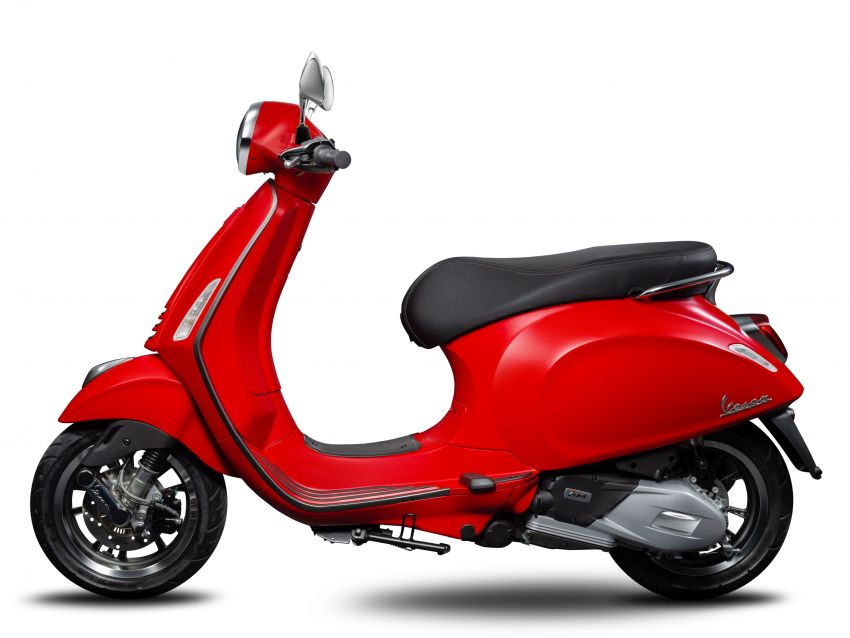 2019 Vespa Primavera S 150, Sprint S 150 and S125 Carbon Edition launch in Malaysia – from RM12,500 Image #999241