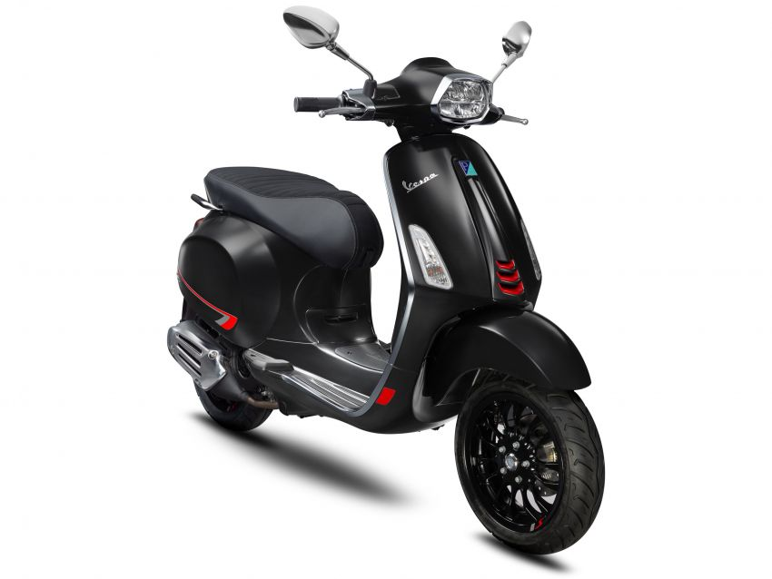 2019 Vespa Primavera S 150, Sprint S 150 and S125 Carbon Edition launch in Malaysia – from RM12,500 Image #999254