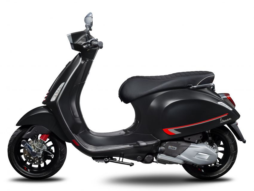 2019 Vespa Primavera S 150, Sprint S 150 and S125 Carbon Edition launch in Malaysia – from RM12,500 Image #999266