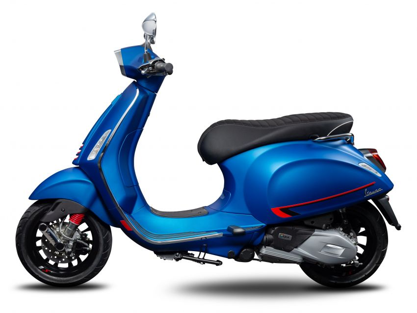 2019 Vespa Primavera S 150, Sprint S 150 and S125 Carbon Edition launch in Malaysia – from RM12,500 Image #999269