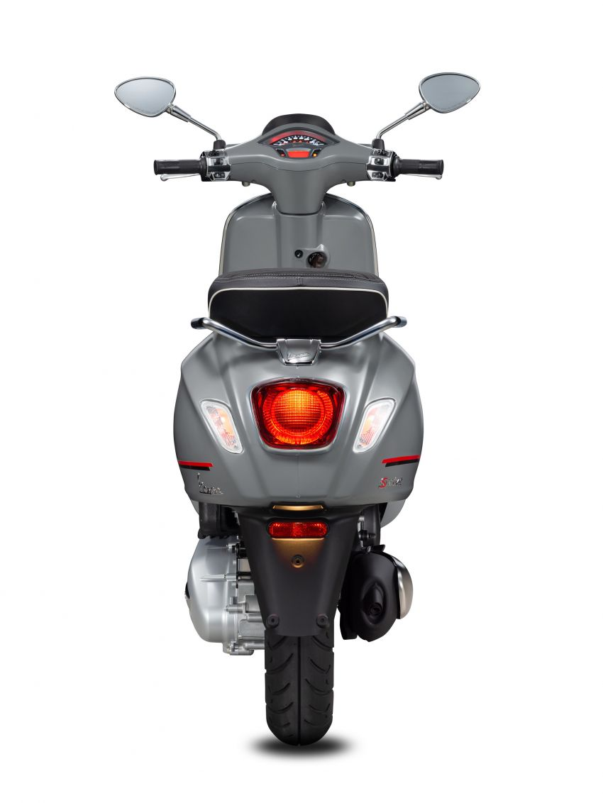 2019 Vespa Primavera S 150, Sprint S 150 and S125 Carbon Edition launch in Malaysia – from RM12,500 Image #999272
