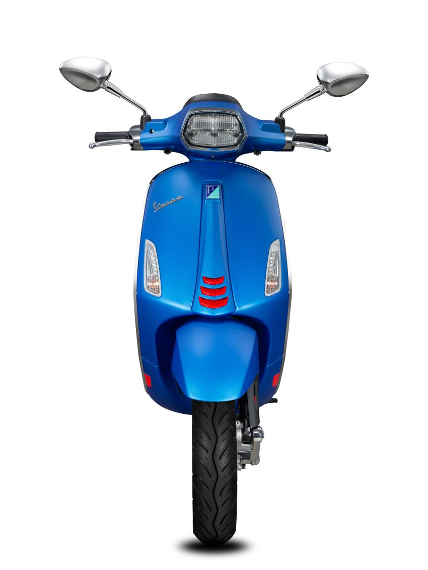 2019 Vespa Primavera S 150, Sprint S 150 and S125 Carbon Edition launch in Malaysia – from RM12,500 Image #999276