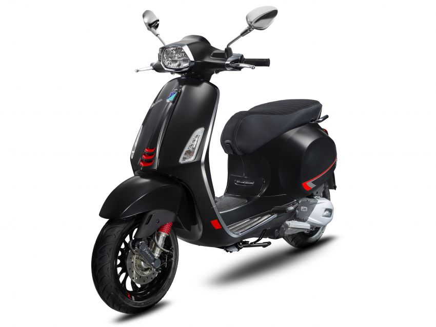 2019 Vespa Primavera S 150, Sprint S 150 and S125 Carbon Edition launch in Malaysia – from RM12,500 Image #999255