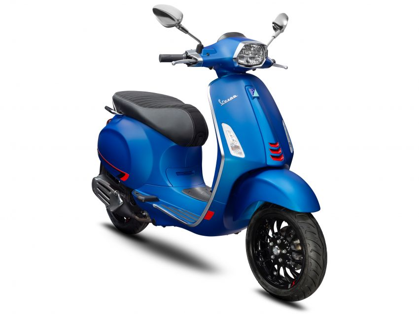 2019 Vespa Primavera S 150, Sprint S 150 and S125 Carbon Edition launch in Malaysia – from RM12,500 Image #999259