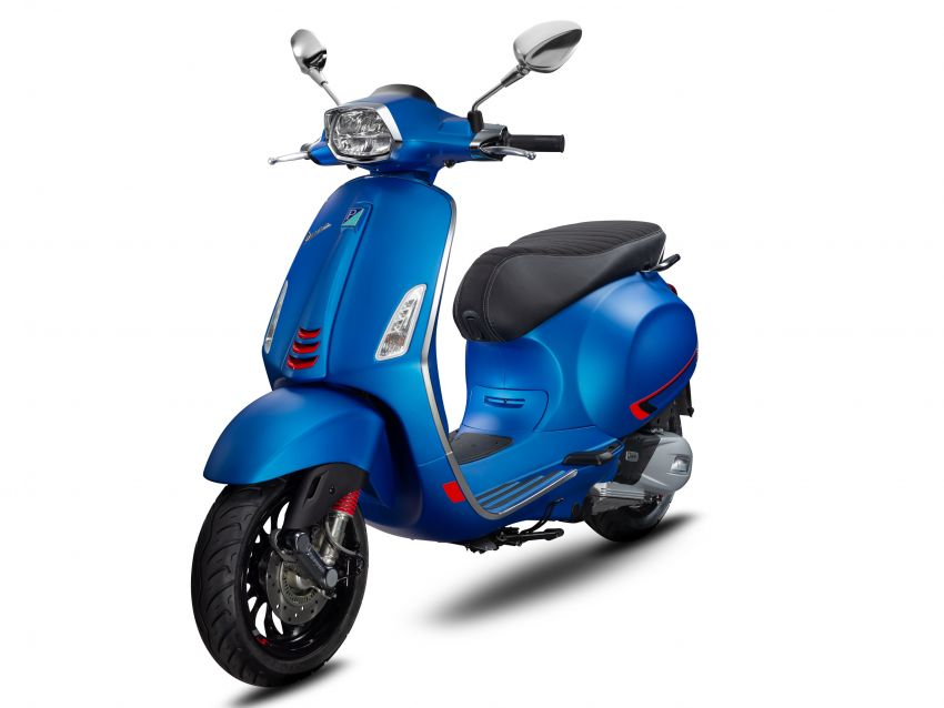 2019 Vespa Primavera S 150, Sprint S 150 and S125 Carbon Edition launch in Malaysia – from RM12,500 Image #999260
