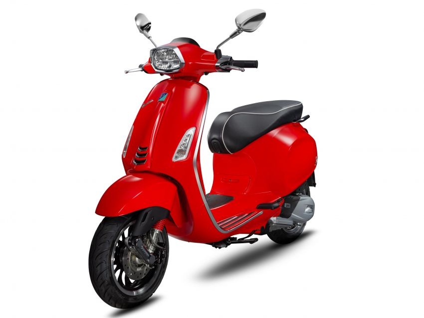 2019 Vespa Primavera S 150, Sprint S 150 and S125 Carbon Edition launch in Malaysia – from RM12,500 Image #999262