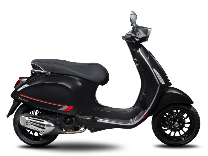 2019 Vespa Primavera S 150, Sprint S 150 and S125 Carbon Edition launch in Malaysia – from RM12,500 Image #999264