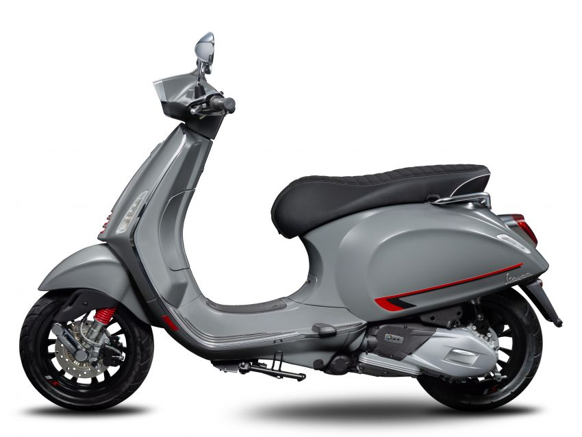 2019 Vespa Primavera S 150, Sprint S 150 and S125 Carbon Edition launch in Malaysia – from RM12,500 Image #999265