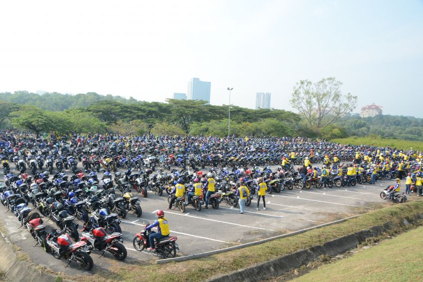 2019 Yamaha Y15ZR and NVX155 Doxou launched at Yamaha Gen Blu Carnival – price from RM8,868 Image #997203