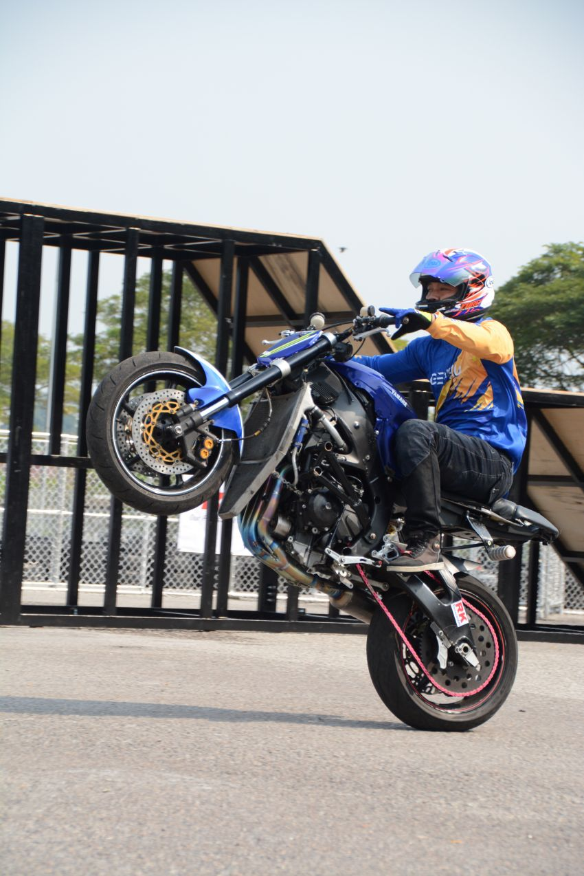 2019 Yamaha Y15ZR and NVX155 Doxou launched at Yamaha Gen Blu Carnival – price from RM8,868 Image #997206