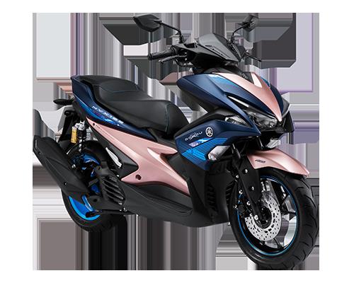 2019 Yamaha Y15ZR and NVX155 Doxou versions at the Yamaha Gen Blu Carnival at MAEPS? Image #996093