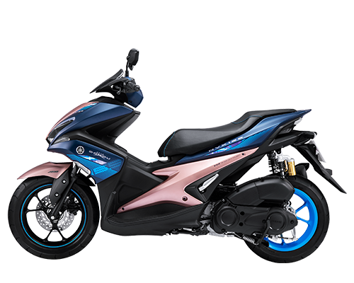 2019 Yamaha Y15ZR and NVX155 Doxou versions at the Yamaha Gen Blu Carnival at MAEPS? Image #996098