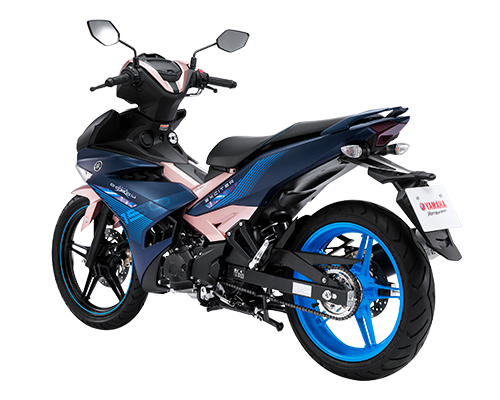 2019 Yamaha Y15ZR and NVX155 Doxou versions at the Yamaha Gen Blu Carnival at MAEPS? Image #996085