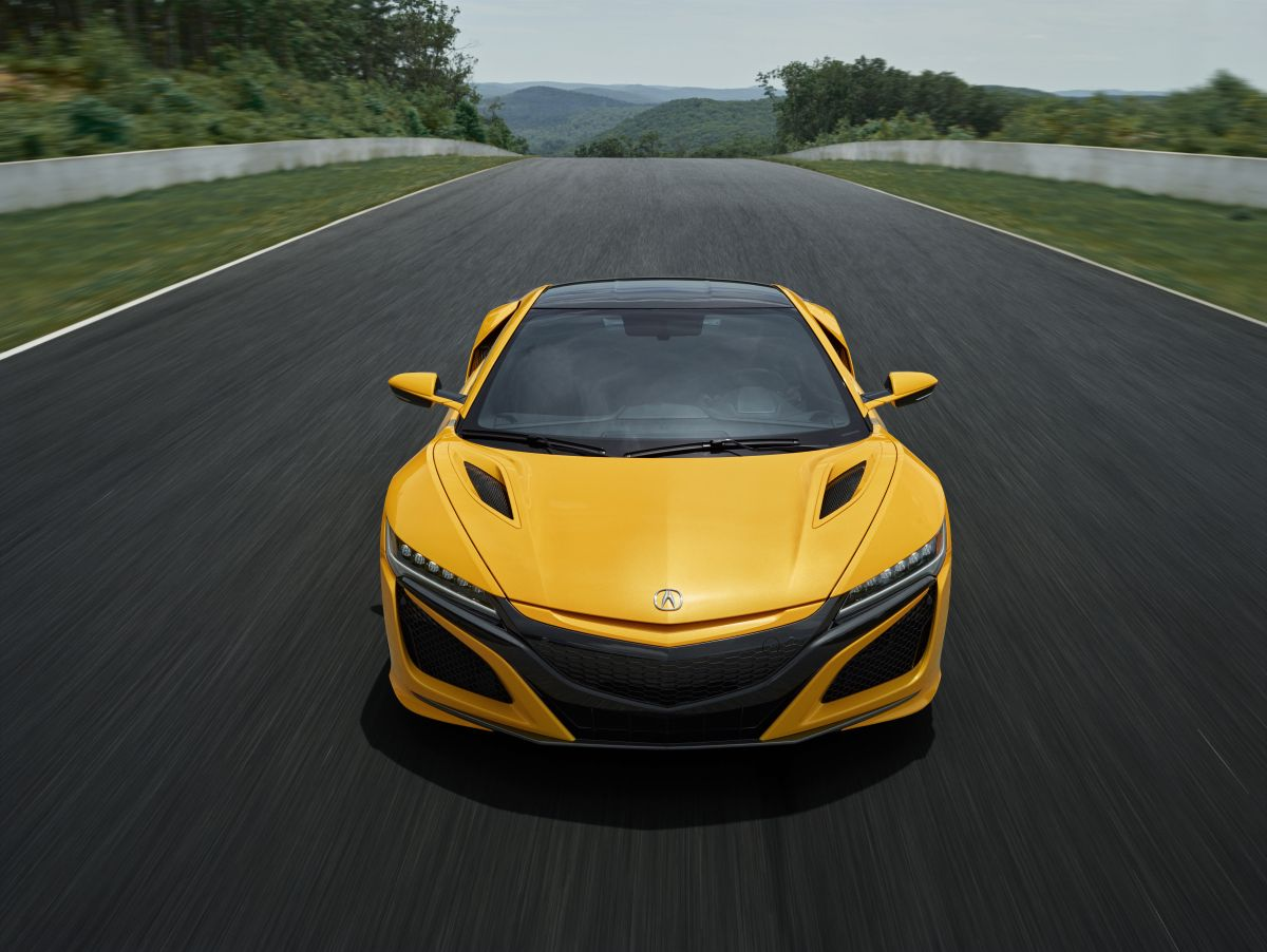 2020 Honda NSX now offered in Indy Yellow Pearl hue 2020 ...