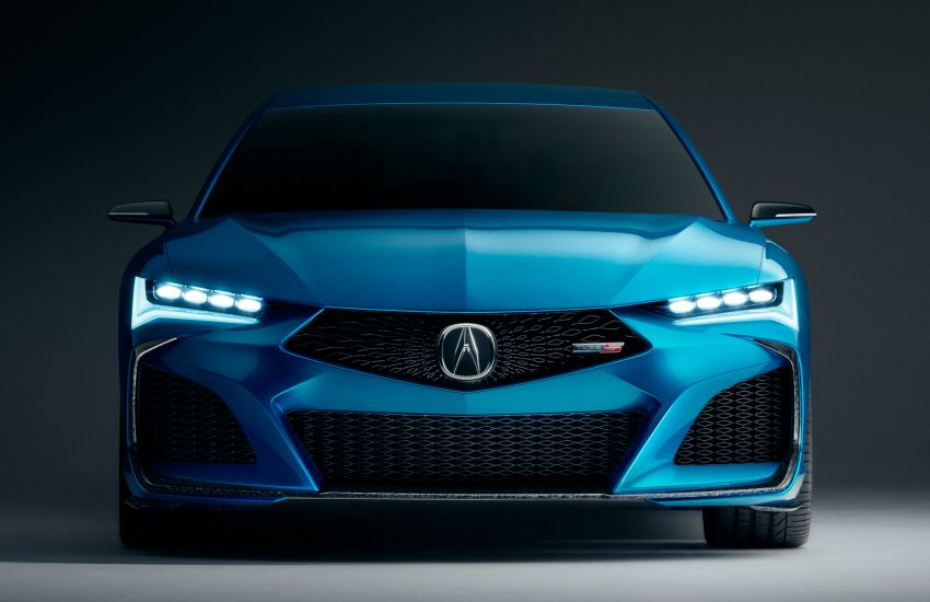 Acura Type S kembali – TLX Type S Concept didedah Image #1000796