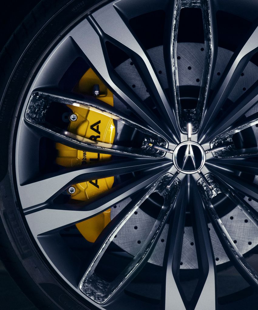 Acura Type S kembali – TLX Type S Concept didedah Image #1000795