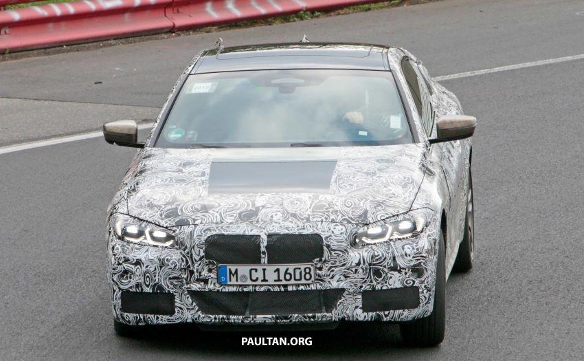 SPYSHOTS: G23 BMW 4 Series seen at 'Ring – M440i? Image #1001164