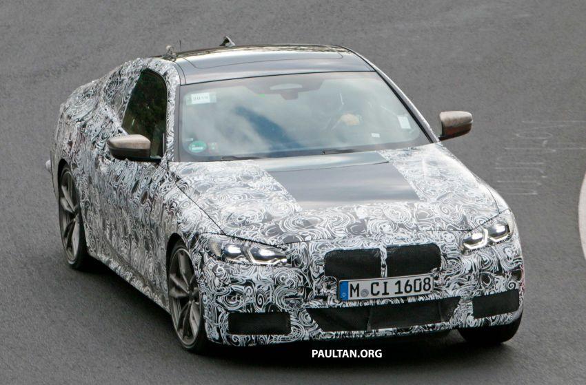 SPYSHOTS: G23 BMW 4 Series seen at 'Ring – M440i? Image #1001166
