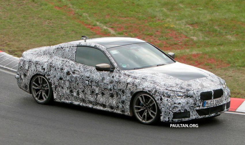SPYSHOTS: G23 BMW 4 Series seen at 'Ring – M440i? Image #1001168