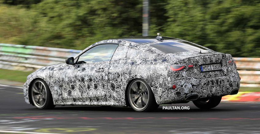 SPYSHOTS: G23 BMW 4 Series seen at 'Ring – M440i? Image #1001202