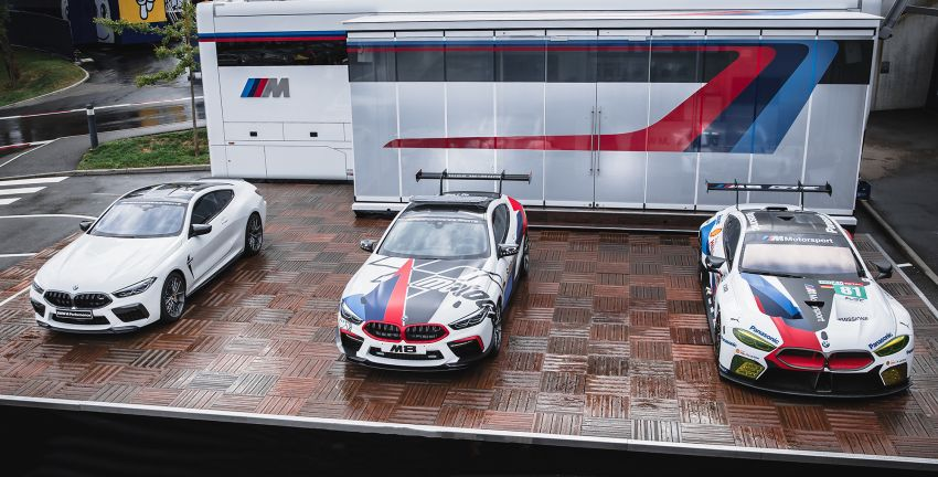 BMW M8 Competition is the new MotoGP safety car Image #1001014