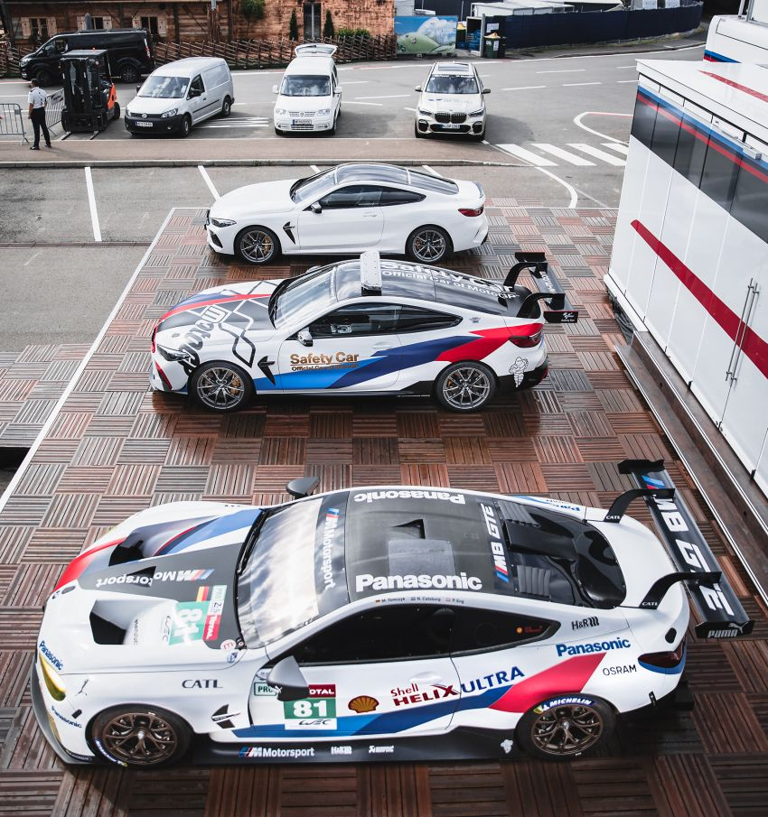BMW M8 Competition is the new MotoGP safety car Image #1001016
