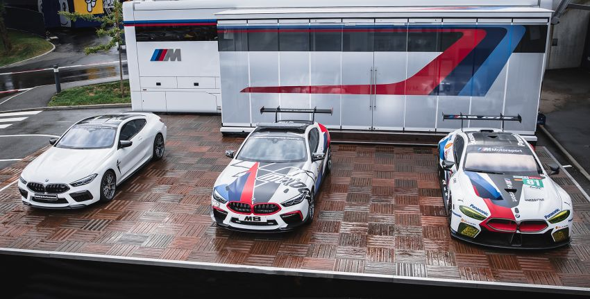 BMW M8 Competition is the new MotoGP safety car Image #1001018