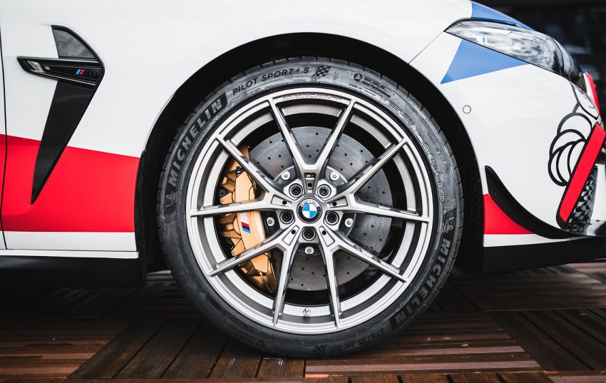 BMW M8 Competition is the new MotoGP safety car Image #1001004