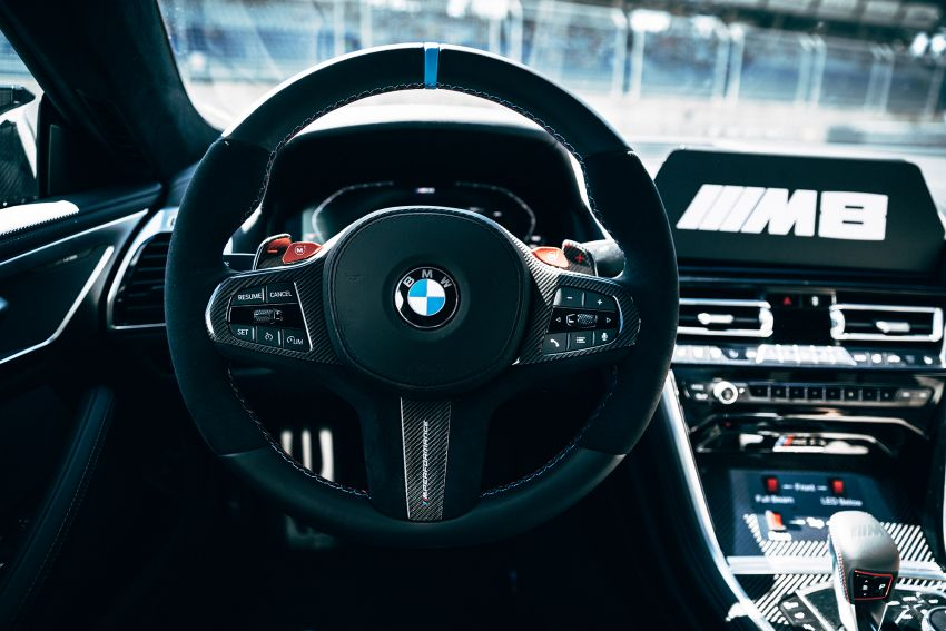BMW M8 Competition is the new MotoGP safety car Image #1001009