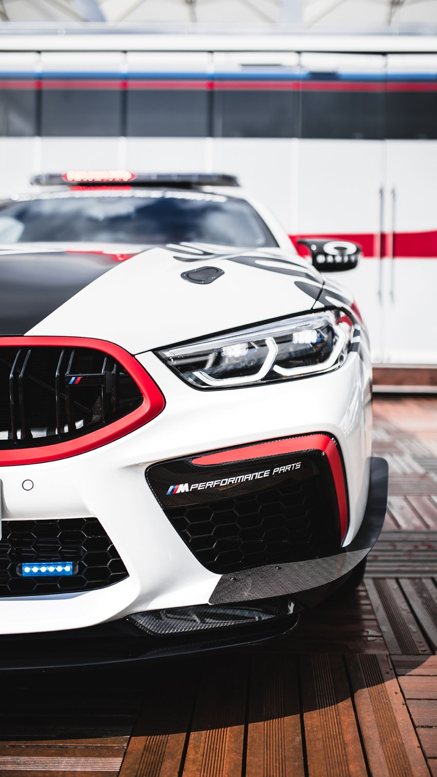 BMW M8 Competition is the new MotoGP safety car Image #1001010