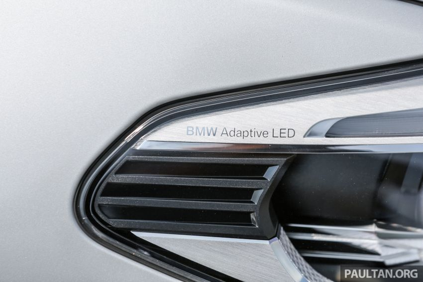 FIRST DRIVE: G30 BMW 520i Luxury and 530e M Sport Image #1003674
