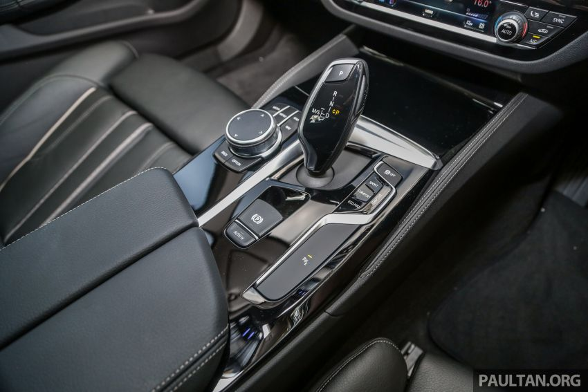 FIRST DRIVE: G30 BMW 520i Luxury and 530e M Sport Image #1003706