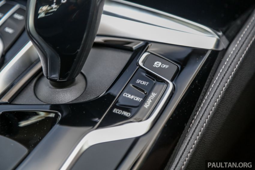 FIRST DRIVE: G30 BMW 520i Luxury and 530e M Sport Image #1003708