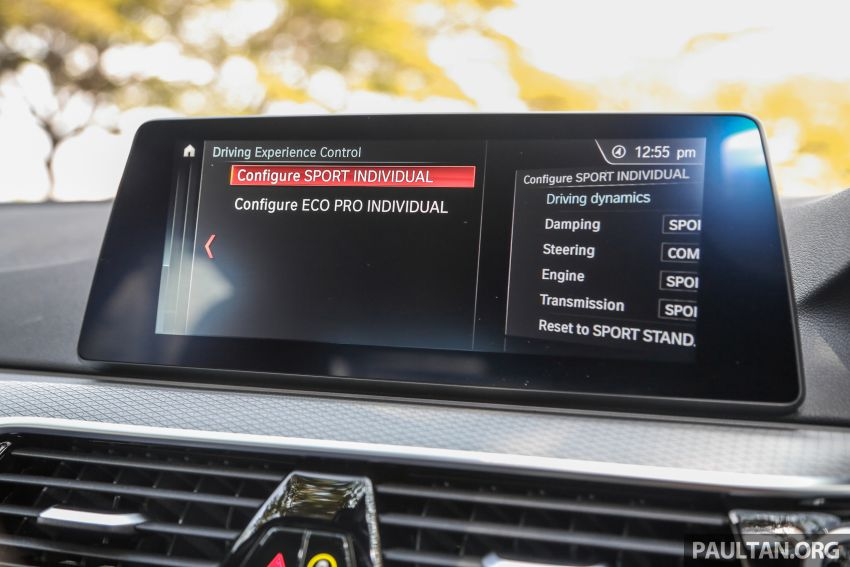 FIRST DRIVE: G30 BMW 520i Luxury and 530e M Sport Image #1003612